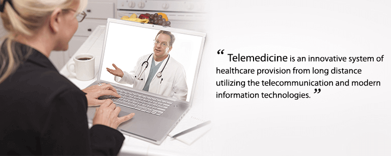 Advantages and disadvantages of Telemedicine in rural areas