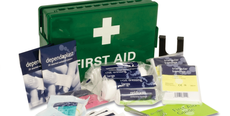 First aid treatment for snake bite