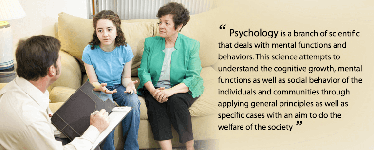 How Psychology Can Contribute in Family Counseling?